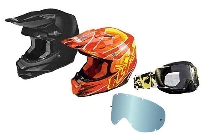 Helmets & Goggles