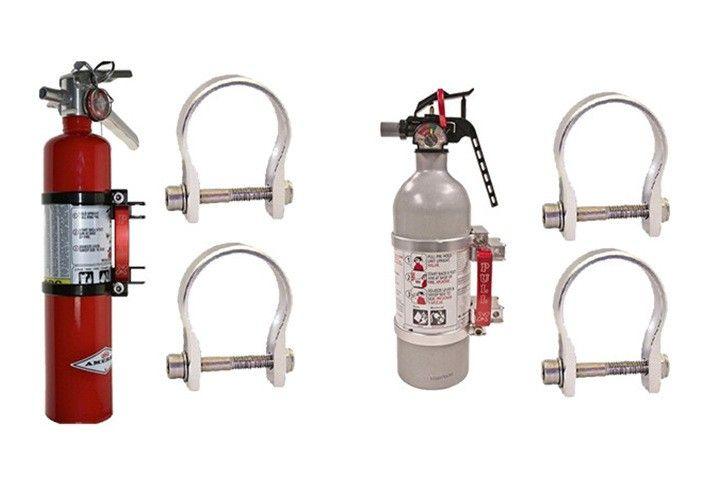 Fire Extinguisher Mounts