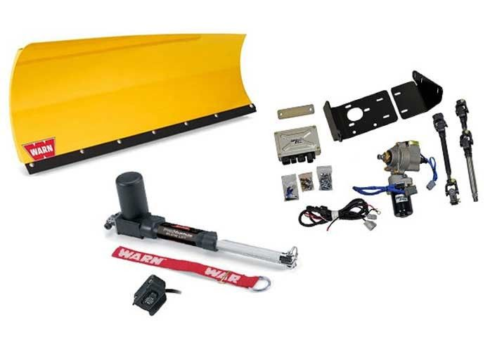 Snow Plows & Accessories