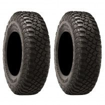 Pair of BFGoodrich Mud-Terrain T/A KM3 (8ply) Radial ATV Tires [32x10-14] (2)