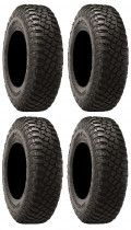 Full Set of BFGoodrich Mud-Terrain T/A KM3 (8ply) Radial ATV Tires [30x10-15](4)