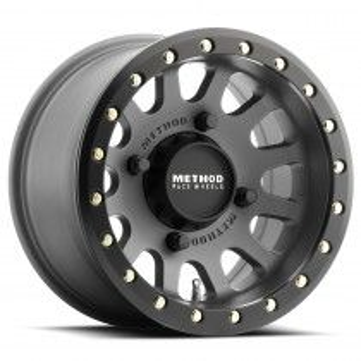 "Method 401 14"" Beadlock Titanium Wheels 28"" RT320 Tires Polaris RZR 1000 XP / Ranger XP 900/1000"
